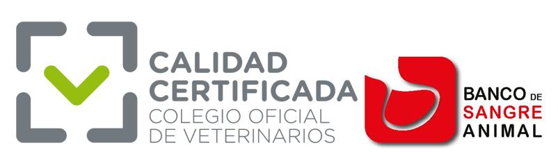 banco sangre animal y calidad certificada