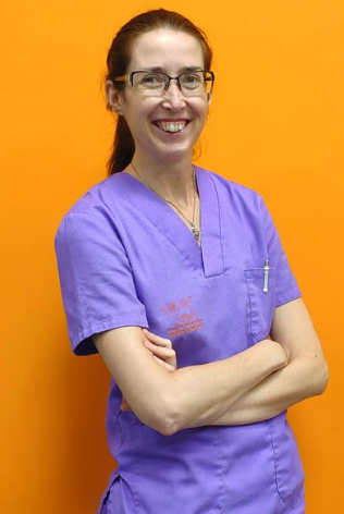 Miriam, atv Hospital Veterinario Benipeixcar